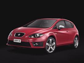 SEAT León, Altea, Altea XL pro rok 2009: Nové motory a modernizace vzhledu