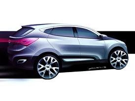 Hyundai představí v Ženevě studii nového SUV ix35, třídveřovou i20 a i30 Blue s ISG