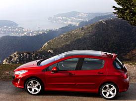 Peugeot 308 a 308 SW Select: Akční model do konce března s cenou od 399.900,- Kč