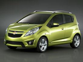 Chevrolet Spark: Nové informace a fotografie