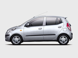 Český trh v lednu 2009: Hyundai i10 stále kraluje mezi minivozy, následují Panda a Picanto
