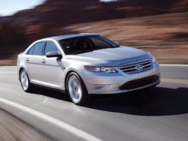 Ford Taurus SHO: Dvě turba, 272 kW a pohon 4x4 pro znovuoživený sportovní sedan