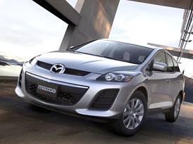 Mazda CX-7: Facelift se představil v Kanadě