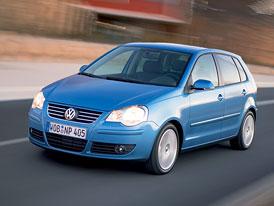 Český trh v lednu 2009: Podíl Fabie klesl hluboko pod 40 procent, trh malých vozů se propadl o 22,1 %