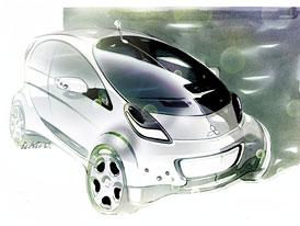 Mitsubishi i MiEV: Elektromobil na prahu sériové výroby