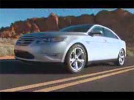 Video: Ford Taurus SHO – Nový vrchol modelové řady