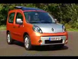 Video: Renault Kangoo Be Bop – Dodávka nebo zábavné auto do města?