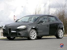 Spy Photos: Alfa Romeo 149 - první foto přesériového prototypu
