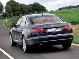 Český trh v lednu 2009: Trh s vozy vyšší střední třídy se meziročně propadl o 29,7 %