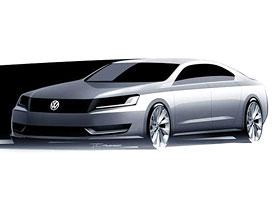 Volkswagen NMS: Passat pro Ameriku a ��nu