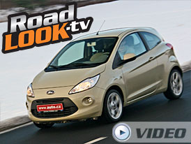 Ford Ka: free-cool-in (Roadlook TV)