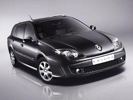 Renault Laguna Black Edition: Oslava úspěšného roku