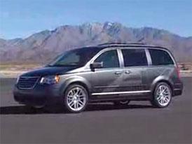 Video: Chrysler Town & Country EV – MPV poháněné elektřinou