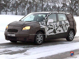 Spy Photos: Chevrolet Orlando - sériovou verzi uvidíme na podzim, prodej v USA zamítnut