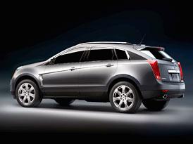 Cadillac v Ženevě: Evropská premiéra nového SRX a BLS4 s pohonem všech kol