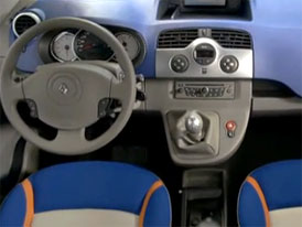 Video: Renault Kangoo Be Bop – Detailní pohled na interiér