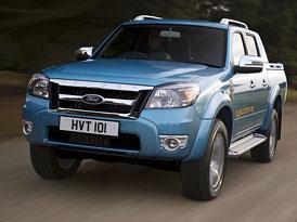 Ford Ranger: Facelift se představí v Ženevě