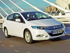 Honda od roku 1999 prodala 300.000 hybridních vozů