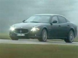 Video: Maserati Quattroporte Sport GTS – Nejsportovnější provedení