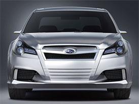 Subaru oslaví v Ženevě 20 let Legacy detroitským konceptem