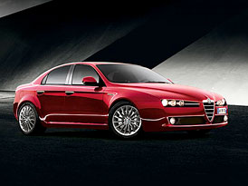 Alfa Romeo 159: Dva nové motory se představí v Ženevě
