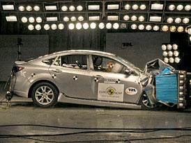 Euro NCAP 2009: Mazda6 vyniká v ochraně dětí