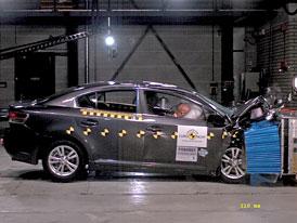 Euro NCAP 2009: Toyota Avensis – Ochránce dětí s pěti hvězdami