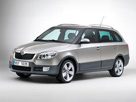 Škoda Fabia Scout: Premiéra v Ženevě, prodej na českém trhu v květnu