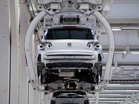 Volkswagen se už možná stal největší automobilovou skupinou světa