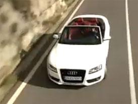 Video: Audi A5 Cabriolet – Kouzla automaticky ovládané střechy