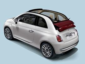 Fiat 500C: Už není, co skrývat – další oficiální foto