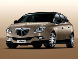 Lancia Delta Executive: Luxus na hranici střední třídy