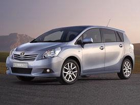 Toyota Verso: Na českém trhu od 539.900,- Kč