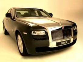 Video: Rolls-Royce 200EX – Nový koncept se představuje