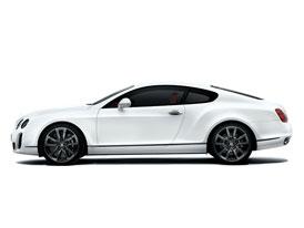 Bentley Continental Supersports: Rychlejší než Speed (0-100 km/h za 3,9 s)