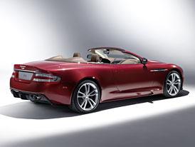 Aston Martin DBS Volante: Ultrarychlý kabriolet odhalen (kompletní technická data)