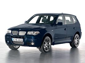 BMW X3 Limited Sport: Nov� speci�ln� vyd�n�