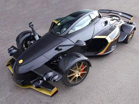 Tramontana R: Nový supersport zvládá 0-100 km/h za 3,6 s