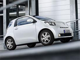 Toyota iQ 1,33 Dual VVT-i: Síla pro japonské mini