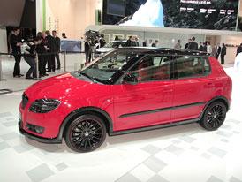 Autosalon Ženeva: Škoda goes Emotion, aneb co by, kdyby