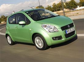 Suzuki Splash zlevnil o 20 tisíc Kč, první cena 189.900,- Kč