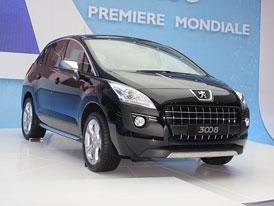 Autosalon Ženeva: Peugeot 3008 – První dojmy