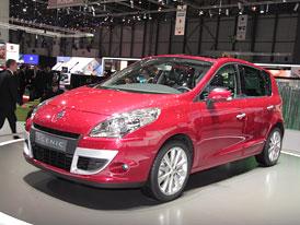Autosalon Ženeva: Renault Scénic – První dojmy