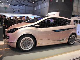 Autosalon Ženeva: Magna Steyr Mila EV – Rakouská EVize