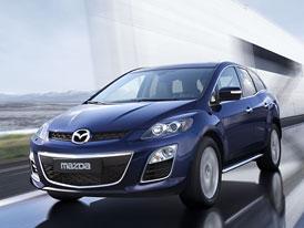 Autosalon Ženeva: Modernizovaná Mazda CX-7 nyní i s turbodieselem