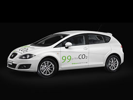 Autosalon Ženeva: SEAT León ECOMOTIVE Concept – Nový motor 1,6 TDI s nižší spotřebou