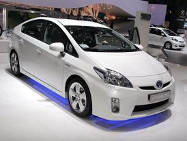 Autosalon Ženeva: Toyota Prius - první dojmy