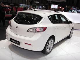 Autosalon Ženeva: Mazda 3 – První  dojmy
