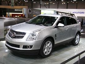 Autosalon Ženeva: Cadillac SRX – Evropská premiéra