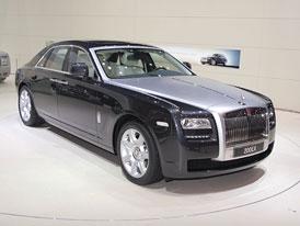 Autosalon Ženeva: Rolls-Royce 200EX - První dojmy